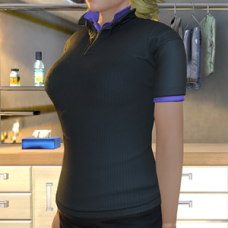 Double Golf Shirt - Female