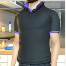 Double Golf Shirt - Male
