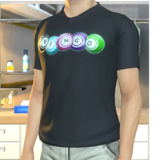 Bingo Graphic T-Shirt - Male