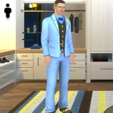 Founder Outfit - Male