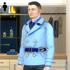 Founder Jacket - Male