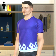 Founder Shirt - Male