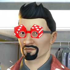 Dice Glasses - Male