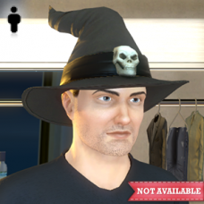 Witch Hat - Male
