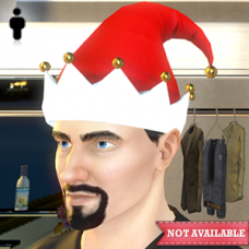 Elf Hat - Male