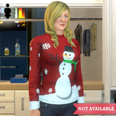 Ugly Christmas Sweater - Female