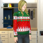Holiday Sweater - Female