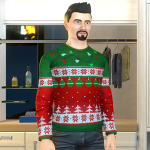 Holiday Sweater - Male