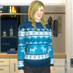 Winter Sweater - Female