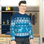 Winter Sweater - Male