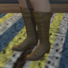 Steampunk Boots - Female