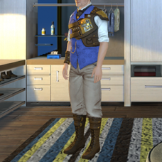 Steampunk Outfit - Male