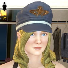 Air Force Captain Hat - Female