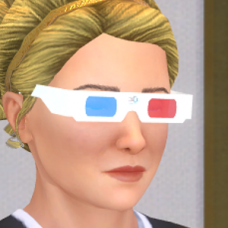 3D Glasses - Female