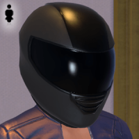 Motorcycle Helmet - Female