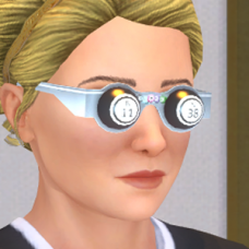 Bingo Glasses - Female