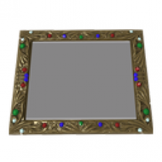 Animated Jewel Encrusted Picture Frame