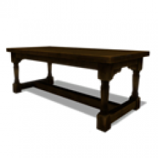Abbey Hill Cottage Dining Table