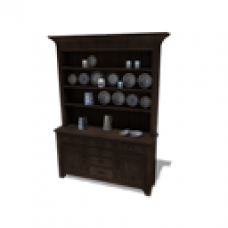 Abbey Hill Cottage Oak Dresser
