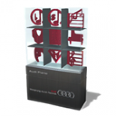 Audi Piano - Trophy Cabinet