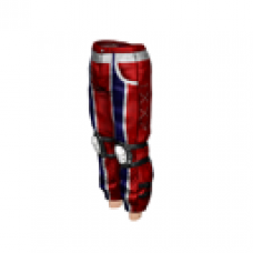 Fireworks Themed Pants