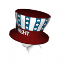 Cheez-It Top Campaigner Hat (Male)