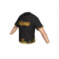 Cogs Gold Rank T-shirt