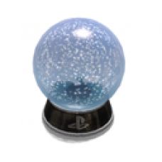 Animated PlayStation Home Snow Globe