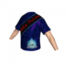 Data Pulse Hack Champion T-shirt (Blue/Animated)