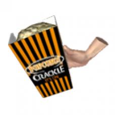 Crackle - Popcorn Bag Hand (Female)