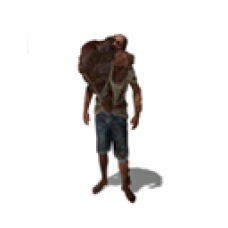Dead Island Exploding Zombie Outfit