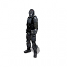DUST 514: Caldari Assault Dropsuit