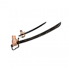 Assassin's Creed IV Black Flag - Edward's Dual Swords (Female)