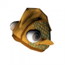 Goldfish Hat