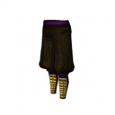 Dokuganryu's Samurai Lower Garment (Golden, Women)