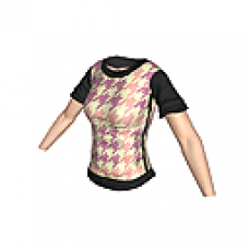 Classic Patterned Top (Female)