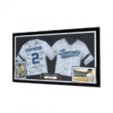 Double Time Signed Baseball Shirt