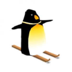 Los Penguini Brothers   Penguin Lamp ...