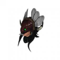 Beetle Headdress (Female)