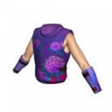 Ninja -Lilac/Costume Top (Male)