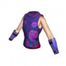 Ninja -Lilac/Costume Top (Female)