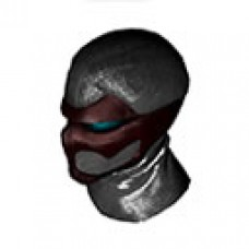 Ninja-Silver red/Ninja Mask (Male)