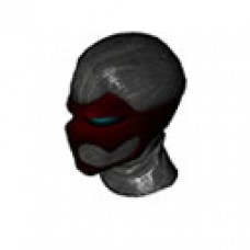 Ninja-Silver red/Ninja Mask (Female)