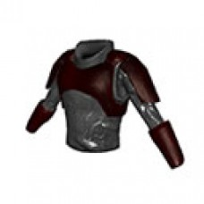 Ninja -Silver red/Costume Top (Male)