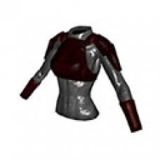 Ninja -Silver red/Costume Top (Female)