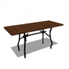 Polar Rush Tundra Lodge - Dining Table