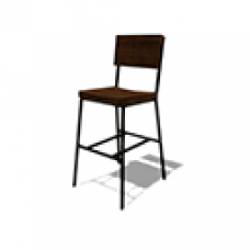 Polar Rush Tundra Lodge - Bar Chair