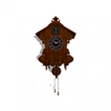 Polar Rush Tundra Lodge - Cuckoo Clock