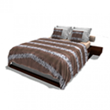 Polar Rush Tundra Lodge - King Size Bed