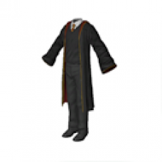 Gryffindor Robes with Jumper and Tie